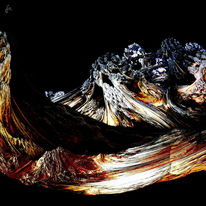 Digital, Mandelbulb, 3d, Fraktalkunst