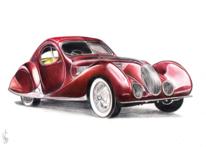 Talbot, Lago, Auto, T150c