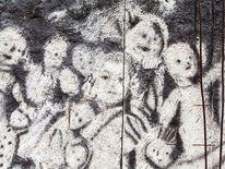 Politische kunst, Krieg, Reichstag, Puppe