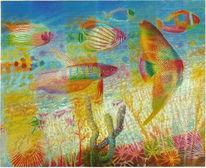 Freude, Meer, Licht, Fisch