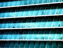 Bürogebäude, Fassade, Fotografie, Hamburg