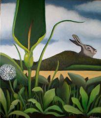 Löwenzahn, Gemälde, Aronstab, Pflanzen