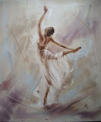 Tanz, Schmetterling, Ballerina, Mädchen