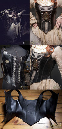 Messing, Leder, Uhrwerk, Steampunk
