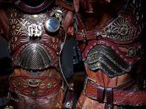 Antik, Filmkostüm, Rüstung, Zahnräder