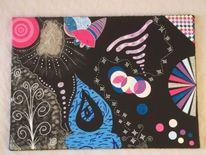 Acrylmalerei, Malerei, Chaos