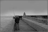 Fotografie, Atlantik, Fischen, Aermelkanal