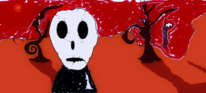 Hölle, Schwarz, Abstrakt, Tod