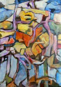 Farben, Wazlawick, Linie, Konstruktivismus