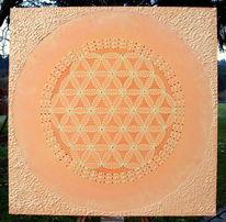 Aprikose, Liebe, Heilige geometrie, Positive kunst