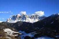 Dolomiten, Himmel, Landschaft, Wolken