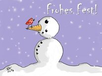 Weihnachten, Advent, Winter, Frohes fest