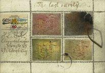 Postkarte, Zeichnungen, Postkarten