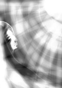 Digitale kunst, Licht