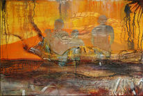 Struktur, Umbruch, Vernunft, Malerei