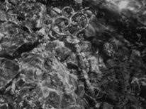 Schwarz weiß, Schlüssel, Wasser, Fotografie