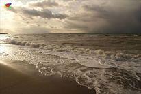 Wind, Meer, Sand, See