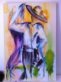 Malerei, Amor
