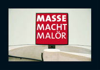 Malor, Collage, Poesie, Masse