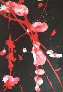 Herz, Ader, Malerei