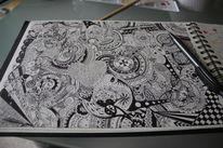 Kuli, Gekritzel, Zeichnungen