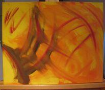 Acrylmalerei, Mischtechnik