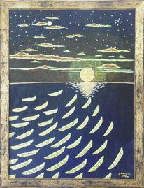 Mythologie, Überfahren, Symbolismus, Totenreich