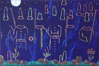 Malerei, Symbolismus, Mythologie