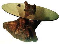 Treibholzmöbel, Kunsthandwerk