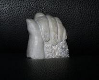 Hand, Speckstein, Kunsthandwerk, Faust