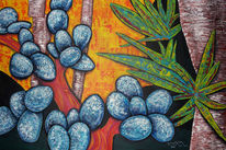 Palmen, Nachtrose, Rapontika, Zyklus