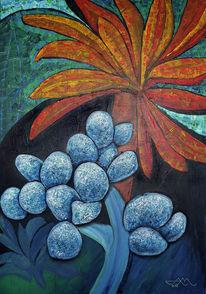 Palmen, Nachtrose, Botanik, Kaktus