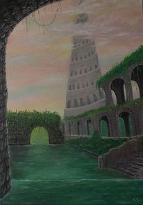 Malerei, Babylon