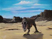Braun, Sand, Landschaft, Tiere