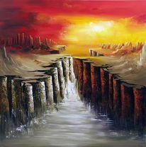 Gemälde, Fantasie, Malerei