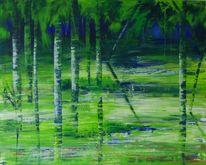 Stille, Landschaft, Ruhe, Natur