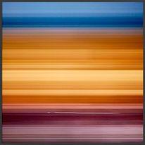 Linie, Horizont, Abstrakt, Piazza
