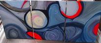 Acrylmalerei, Malerei, Abstrakt