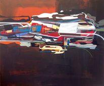 Abstrakte malerei, Universum, Avant, Geometrie