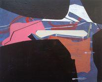 Jim harris, Weiß, Malerei, Architektur