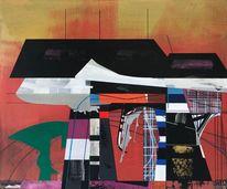 Avantgarde, Abstrakt, Futurismus, Technologie