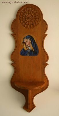 Blessed mother, Model, Frau, Gebet