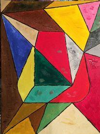 Grün, Gelb, Rot, Picasso