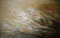 Ölmalerei, Beige, Malerei, Ocker