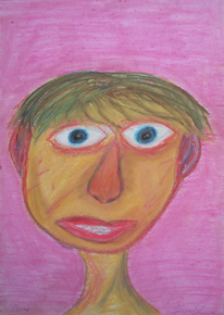 Menschen, Gesicht, Portrait, Mann