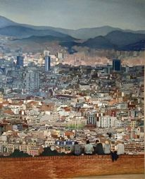 Malerei, Barcelona