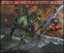 Monster, Attentat, Roboter, Apokalypse