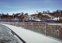 Brücke, Schloss, Fotografie