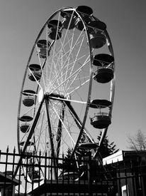 Riesenrad, Vergnügungspark, Fotografie