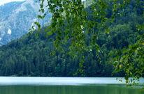 Berge, Wasser, Natur, See